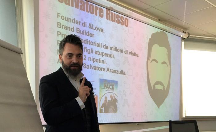 Blog in Rete: Personal Branding con SalvatoreRusso